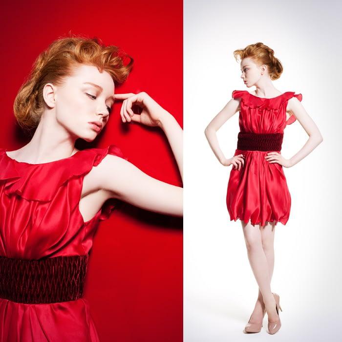 Fashion Retouching portfolio of London freelance retoucher John Deaville at Photofixer