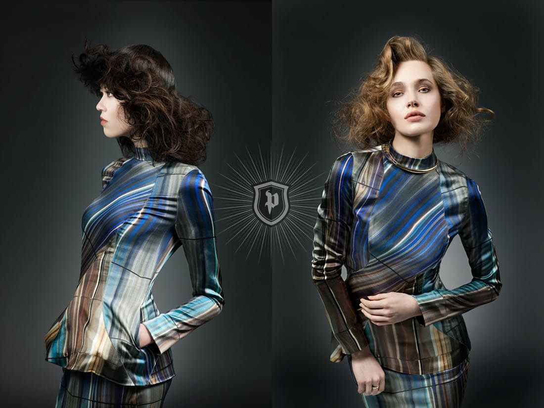 Fashion Retouching by London photographic retoucher John Deaville at Photofixer