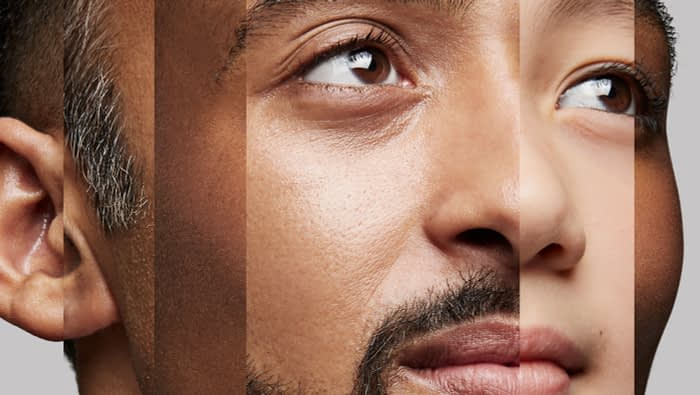 Creative Retouching, Portrait Montage for Airbus