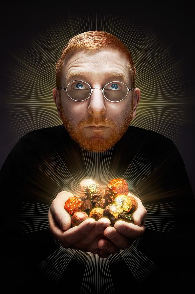Creative Retouching Portfolio example from london freelance retoucher John Deaville
